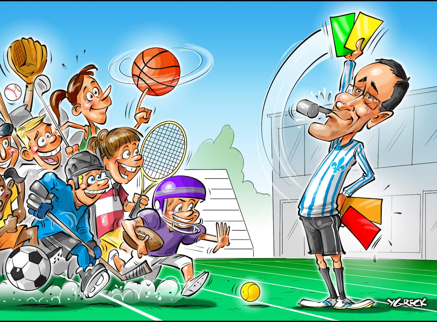 CARICATURES : politiques, judiciaires, sportives ... etc.    (suite 2) - Page 12 Roberge_sports46043e80-81f6-4b6f-8bbe-99baa0c61ca4_ORIGINAL