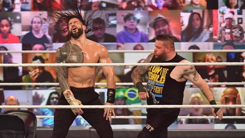 Cette semaine dans l'univers de la WWE: revue de l'année 2020