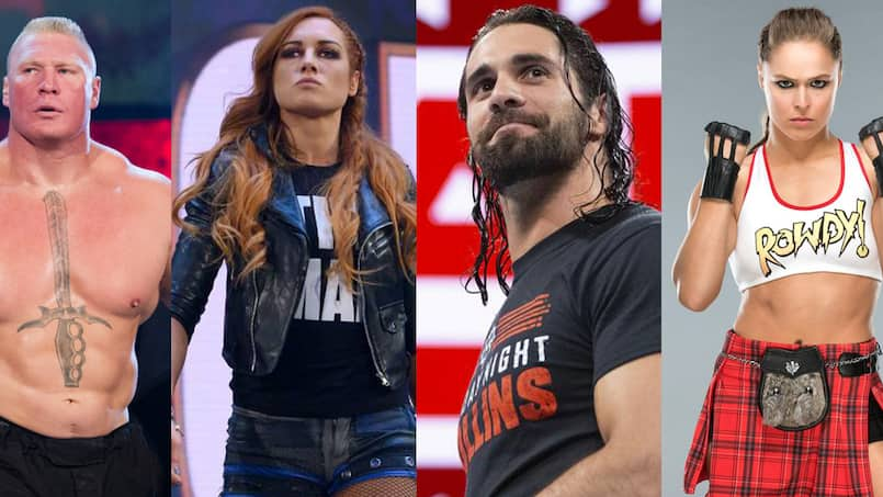 Seth, Becky, Brock, Ronda, qui sera de retour au Royal Rumble?