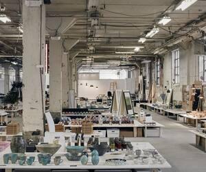 L'édition 2019 du marché créatif SOUK a eu lieu dans l'Édifice RCA dans le quartier Saint-Henri, à Montréal.