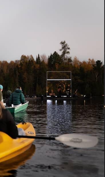 Image principale de l'article Un nouveau festival de musique sur l'eau au Québec