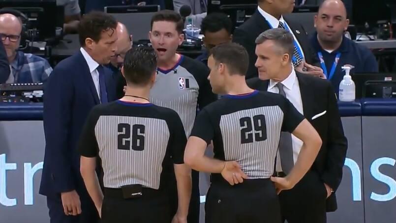 NBA: un match annulé à la dernière seconde