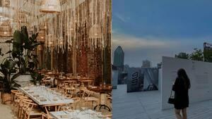 Image principale de l'article Le New City Gas se transforme en oasis urbaine