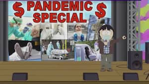 Image principale de l'article South Park revient avec un «Spécial Pandémie»