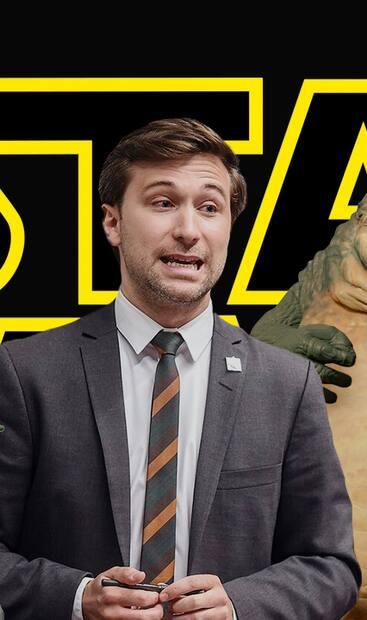 Yoda, Gabriel Nadeau-Dubois et Jabba the Hutt