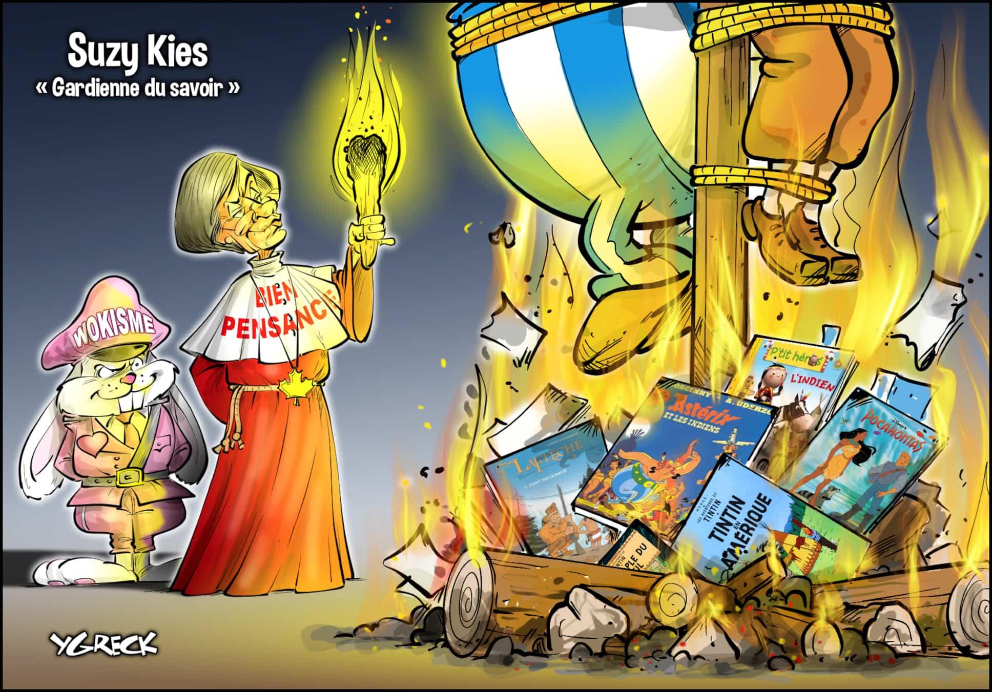 CARICATURES : politiques, judiciaires, sportives ... etc.    (suite 2) - Page 25 Suzy_Kies_copie1db97a57-9c38-4e00-b3ff-352e0a9d8f49_ORIGINAL