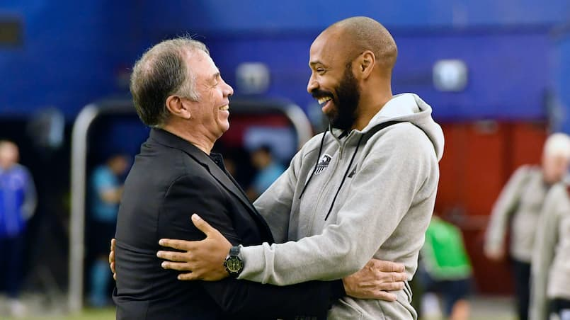 Thierry Henry a un grand admirateur