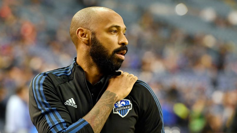 Thierry Henry quitte son poste