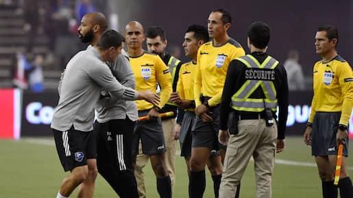 CONCACAF, ou CONCA-gaffe?