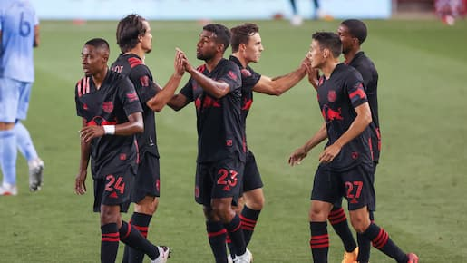 Les Red Bulls frustrent encore le NYC FC