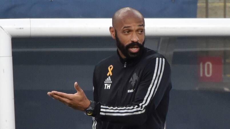 Thierry Henry positif malgré tout