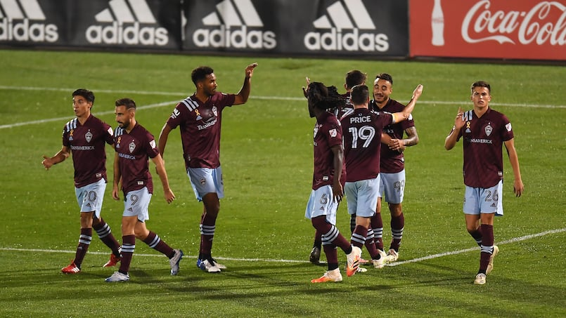 COVID-19 : un match reporté dans la MLS