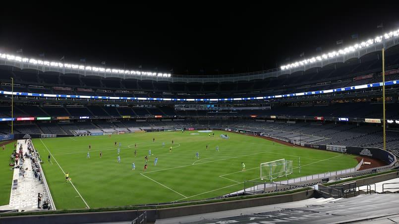 Harcèlement sexuel: le NYC FC pointe des comportements «inacceptables»