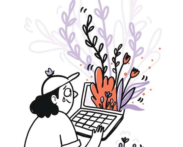 Image principale de l'article Des ressources en ligne nous donnent de l'espoir