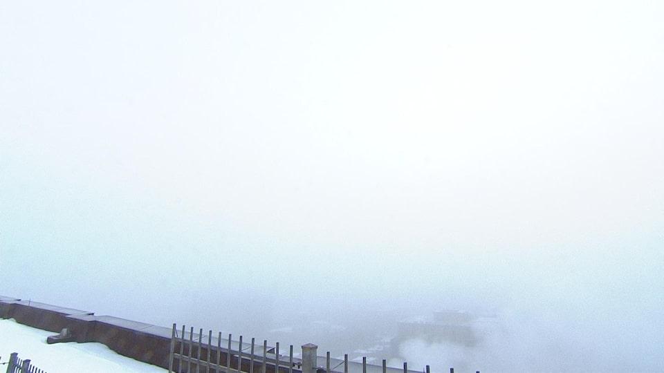 EN IMAGES] Montréal plongée dans le smog   JDQ
