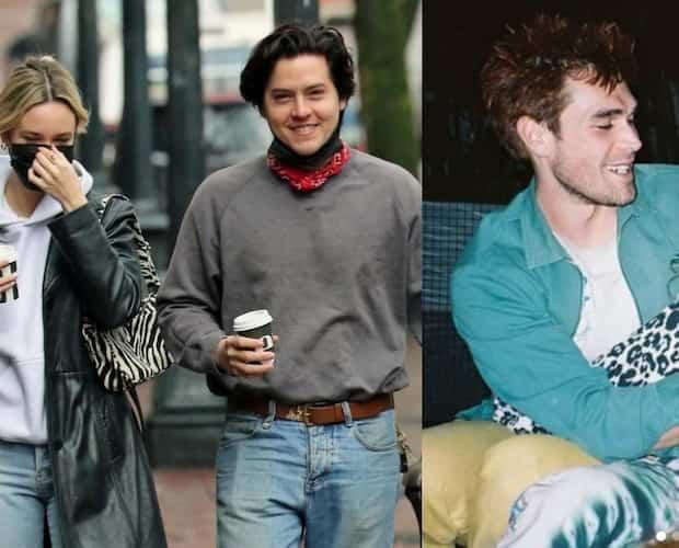 Image principale de l'article La vie amoureuse des acteurs de «Riverdale»