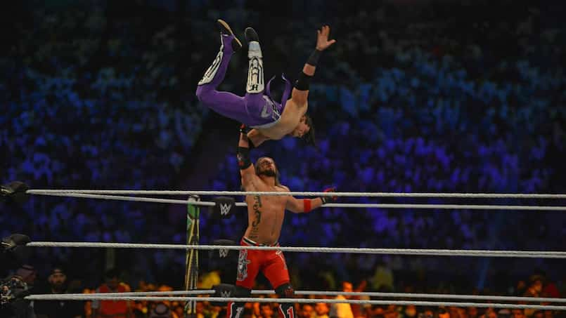 TOPSHOT-WRESTLING-SAUDI-CROWN JEWEL