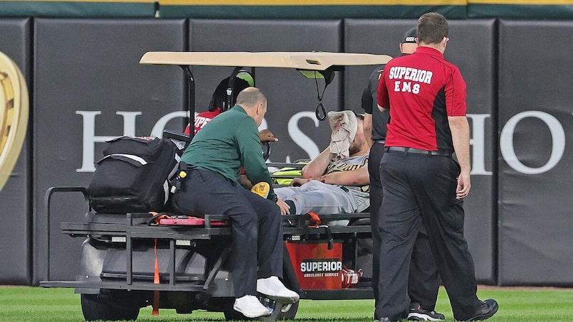 Chris Bassitt opéré pour ses blessures au visage