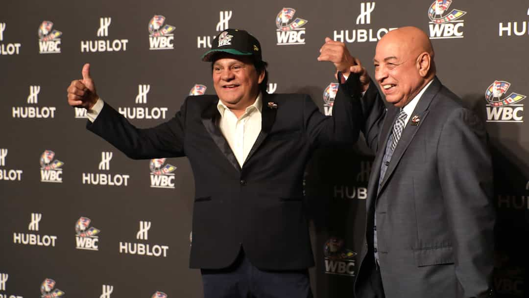 "US-HUBLOT-X-WBC-""NIGHT-OF-CHAMPIONS""-GALA"