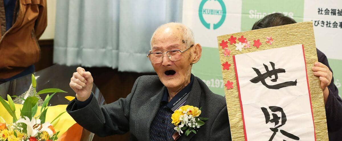 """Résultat de recherche d'images pour """"GUIDE DE L'AUTO MONDE JM PORTE-MONNAIE MAISON EXTRA EN 5 MINUTES ÉVASION OPINIONS BLOGUES 24 HEURES Menu Plus EN DIRECT ACTUALITÉ SOCIÉTÉ Un Japonais de 112 ans déclaré nouveau doyen masculin de l'humanité"""""""