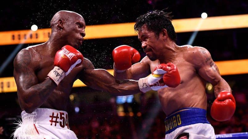Pacquiao se dit ouvert à une revanche contre Ugas