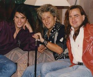 Après Patrick Bourgeois (à gauche), en 2017, François Jean (au centre) s'est éteint lundi. Alain Lapointe est le seul membre restant des BB, ici photographiés en 1991.