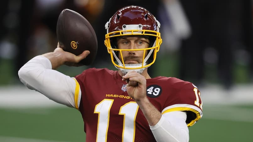 Washington laisse aller Alex Smith