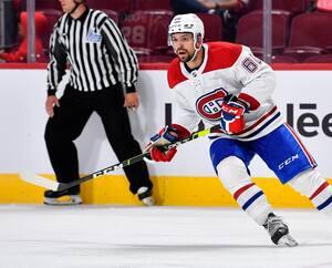 Alex Belzile a bien fait au camp, suffisamment pour commencer la saison dans la LNH, une première dans sa carrière.