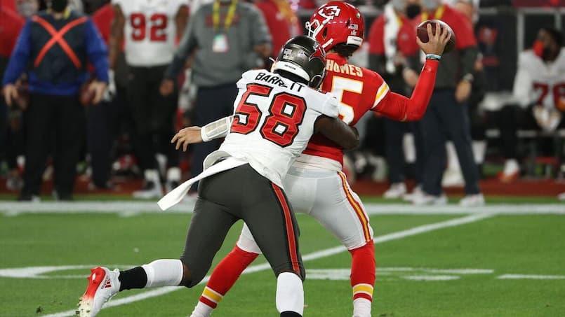 Joueurs autonomes dans la NFL: des renforts disponibles en défensive
