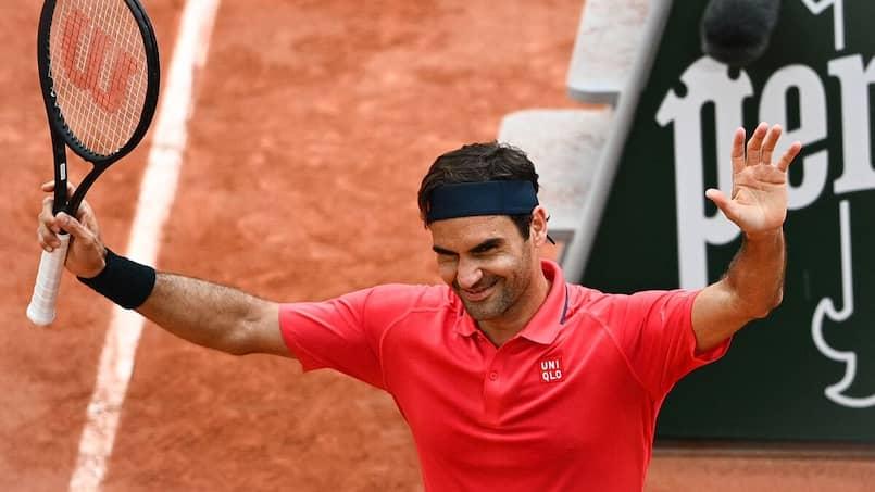 Roland-Garros: Roger Federer se hisse au 3e tour