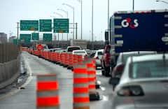 Montréal: des entraves à la circulation durant la fin de semaine