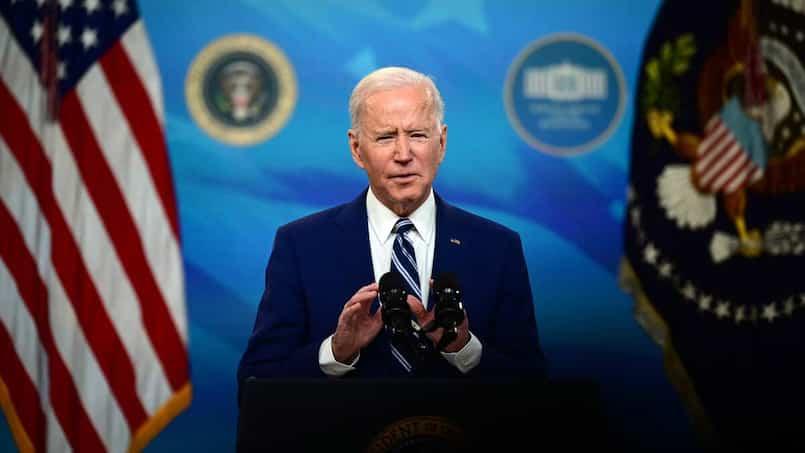Pas de premier lancer pour Joe Biden
