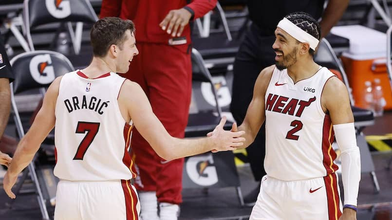 Le Heat a le meilleur sur les Raptors
