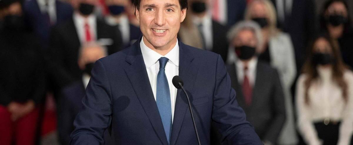 La fausse représentation de Justin Trudeau