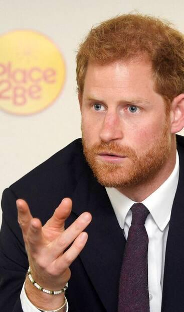 Image principale de l'article Le Prince Harry arrive à Londres sans Meghan