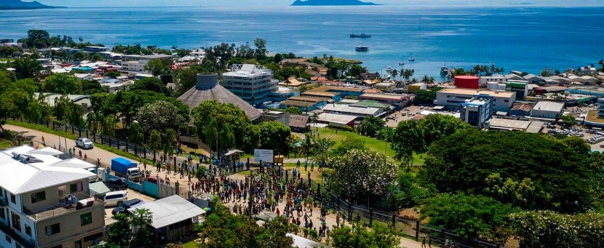 Iles Salomon : 27 disparus sur un traversier lié à la lutte anti-coronavirus