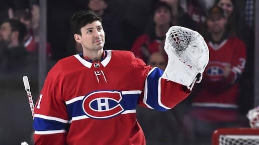 «Je serai un Canadien pour le reste de ma carrière» - Price