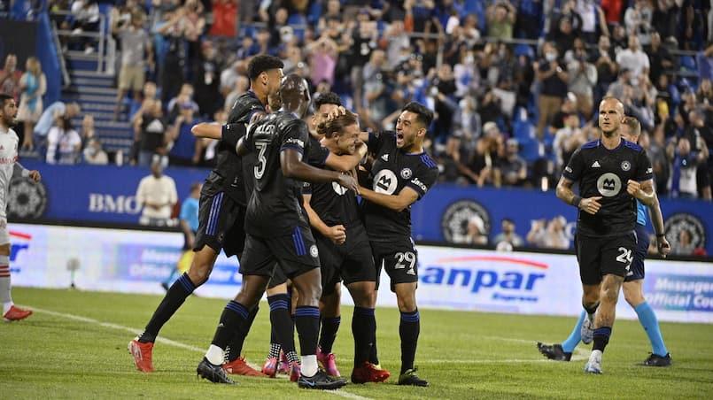 CF Montréal: une bonne séquence avant le dernier droit