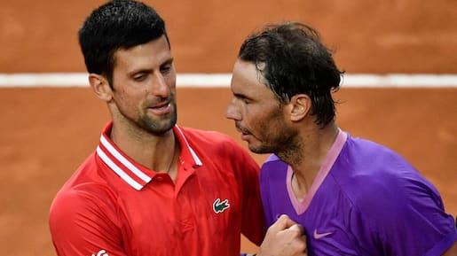 Roland-Garros: Nadal, Djokovic et Federer dans la même moitié de tableau