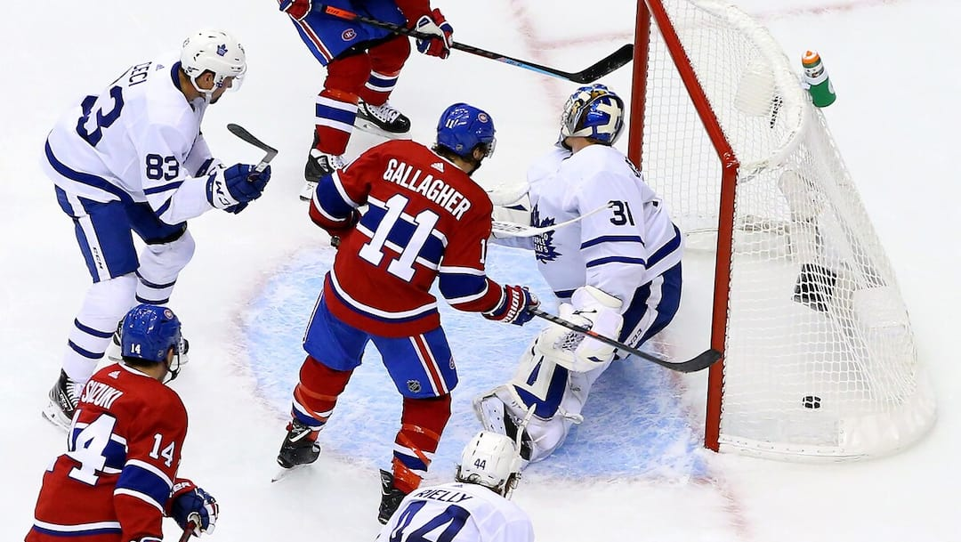 Le Premier Match Des Canadiens A Tva Sports Tva Sports