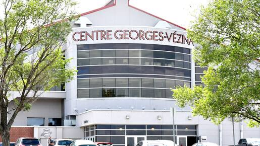 Centre Georges Vezina Chicoutimi