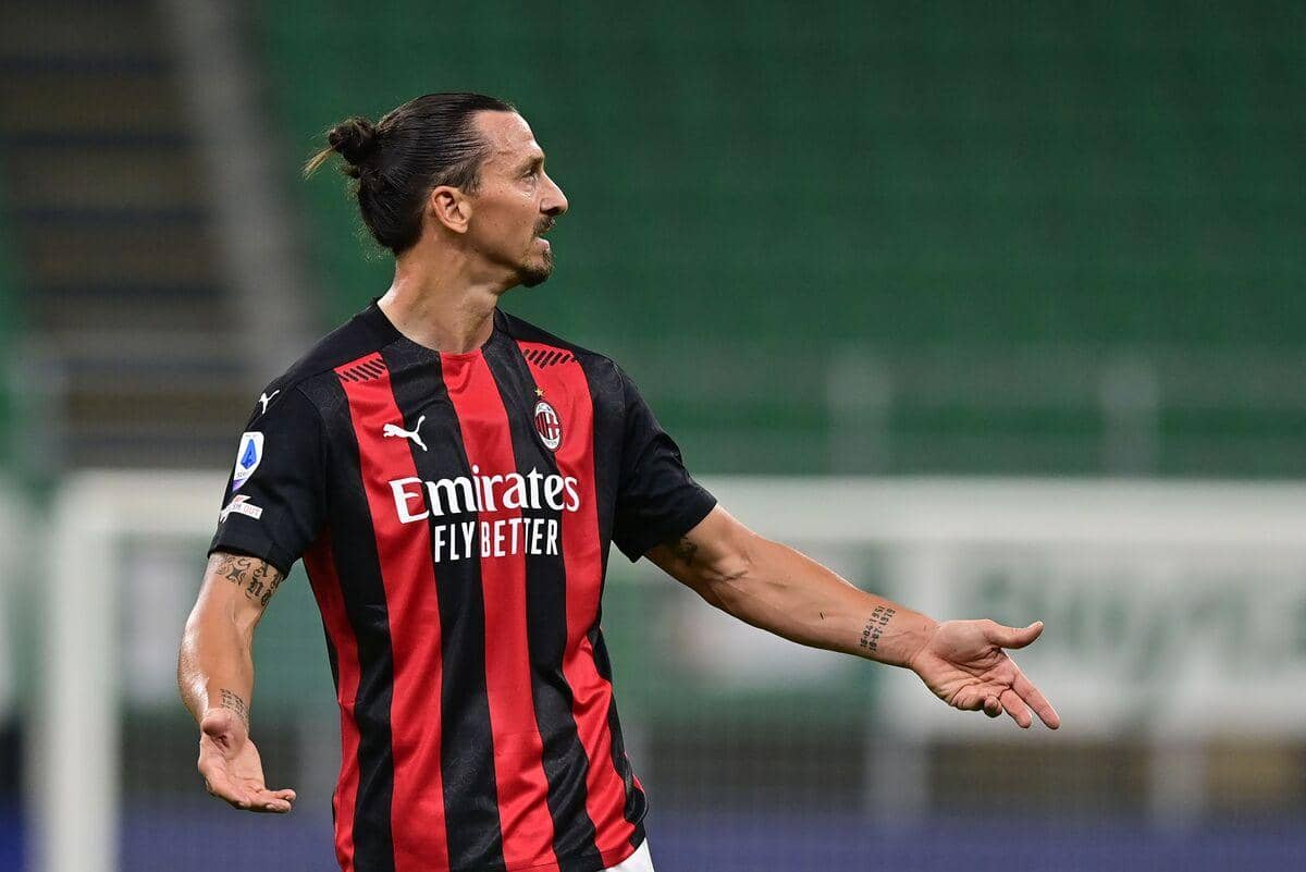 Zlatan a vaincu le Covid — AC Milan