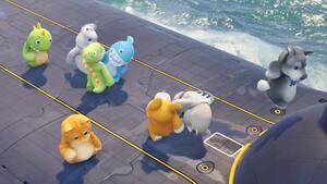 Image principale de l'article Party Animals sortira finalement sur consoles