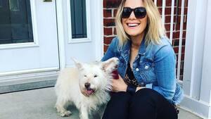 Image principale de l'article Annie Blanchard est en deuil de son chien
