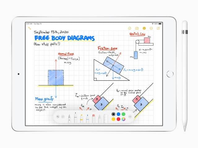 Tablette iPad 8