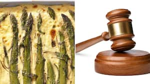 Image principale de l'article Une recette d'asperges au milieu d'un texte de loi