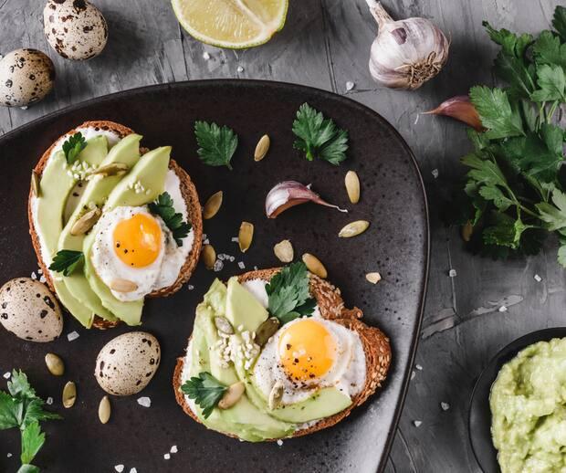 Image principale de l'article 7 aliments coupe-faim santé