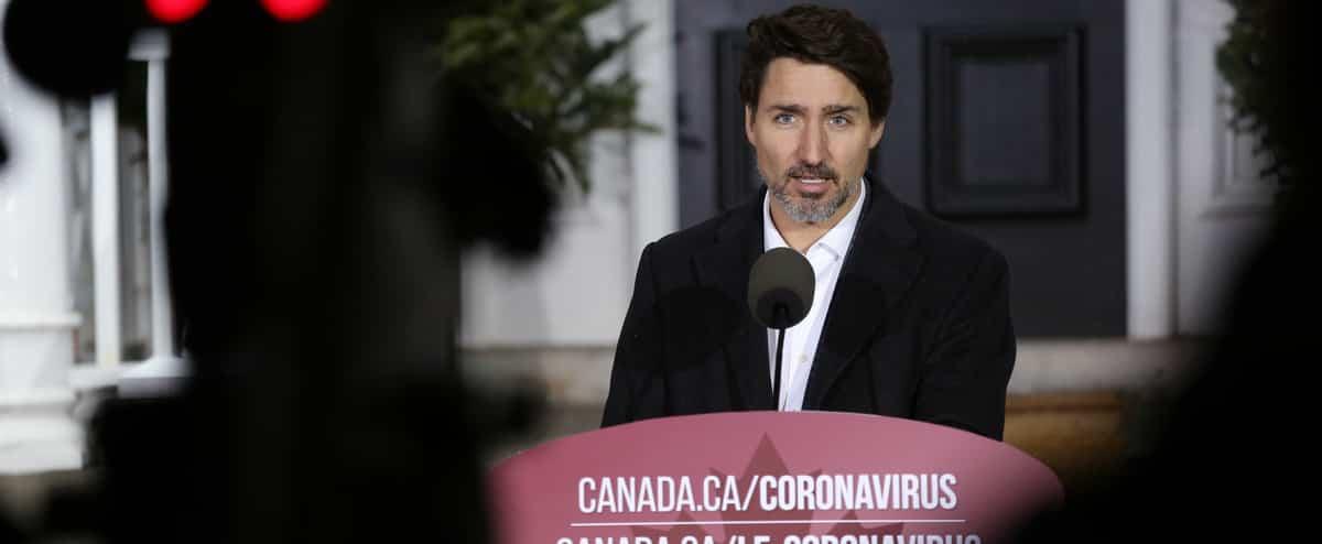 [EN DIRECT] Justin Trudeau fait le point sur la pandémie de coronavirus au pays