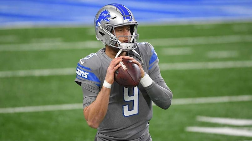 Quatre destinations possibles pour Matthew Stafford