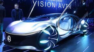 Image principale de l'article Une voiture qui se contrôle par la pensée